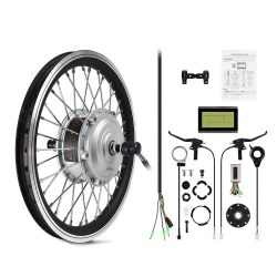 Motor eléctrico bicicleta