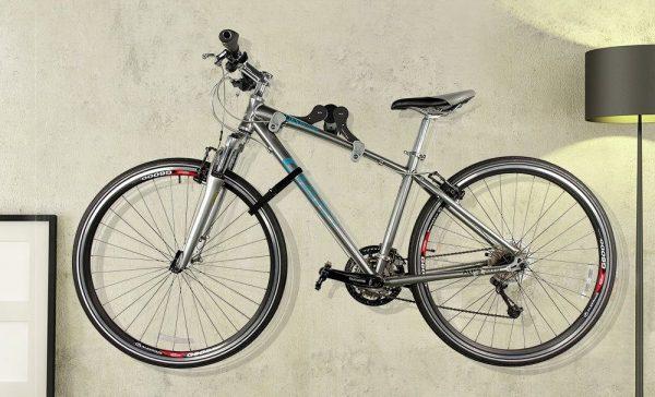 Colgador bicicleta