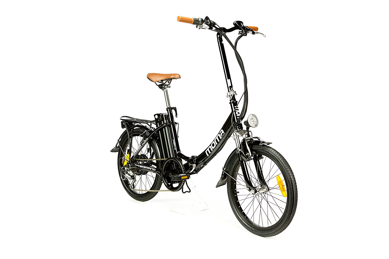 Bici electrica plegable Moma Bikes