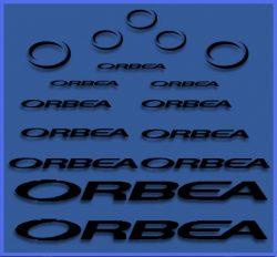 Pegatina Bici Orbea