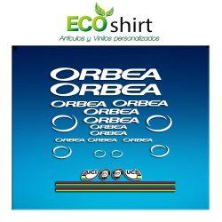 Pegatinas para Bicicletas Orbea en varios colores